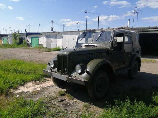 ГАЗ 69, 1968 год, 111 000 руб.