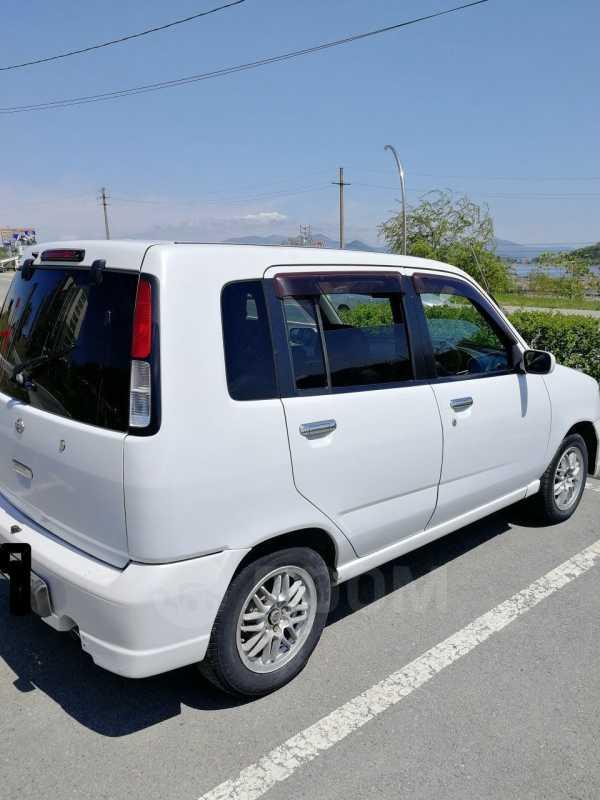 Nissan Cube, 2000 год, 138 000 руб.