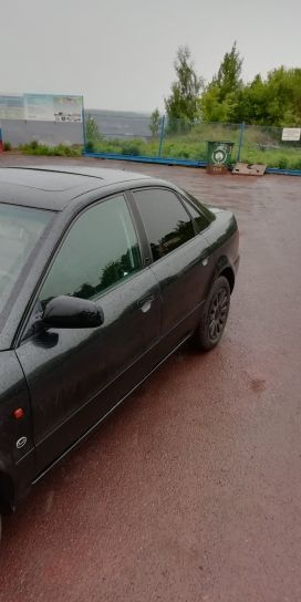 Железногорск Audi A4 1995