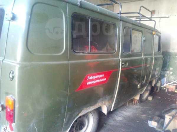 УАЗ Буханка, 2007 год, 114 618 руб.