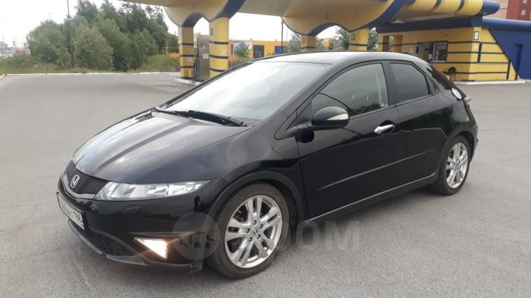 Honda Civic, 2011 год, 410 000 руб.