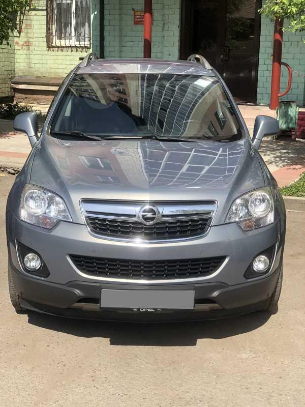 Opel Antara, 2012 год, 755 000 руб.