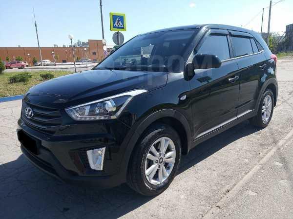 Hyundai Creta, 2018 год, 1 070 000 руб.