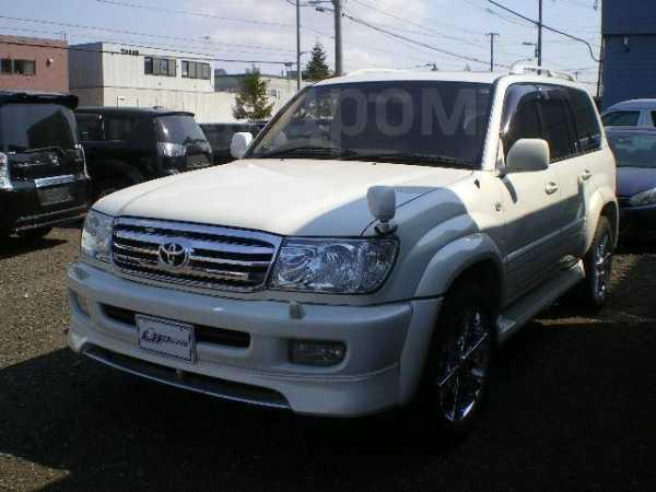 Toyota Land Cruiser Cygnus, 2001 год, 643 000 руб.