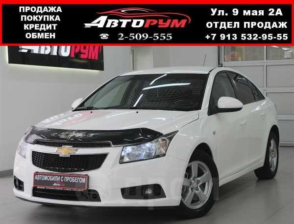 Chevrolet Cruze, 2012 год, 447 000 руб.