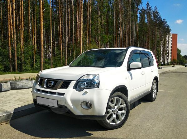 Nissan X-Trail, 2012 год, 789 000 руб.