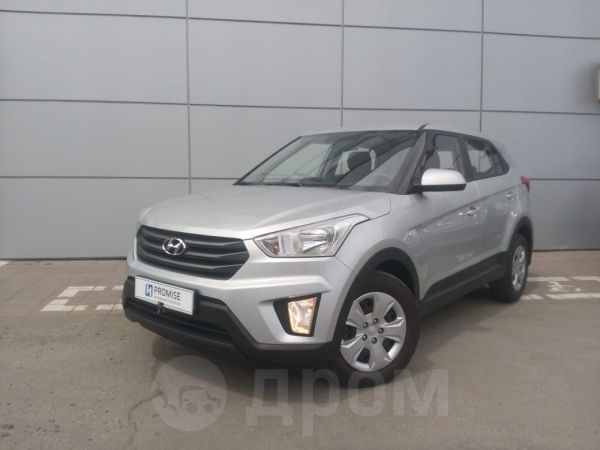 Hyundai Creta, 2019 год, 959 000 руб.