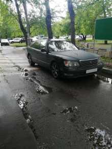 Москва LS400 1996