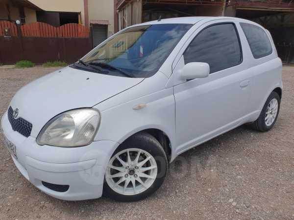 Toyota Yaris, 2002 год, 140 000 руб.