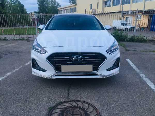 Hyundai Sonata, 2017 год, 1 450 000 руб.