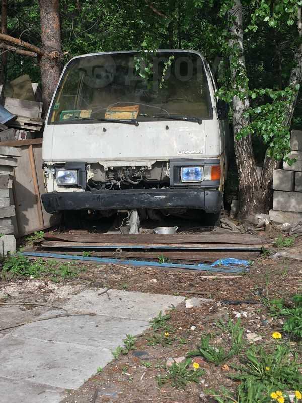 Nissan Urvan, 1989 год, 30 000 руб.