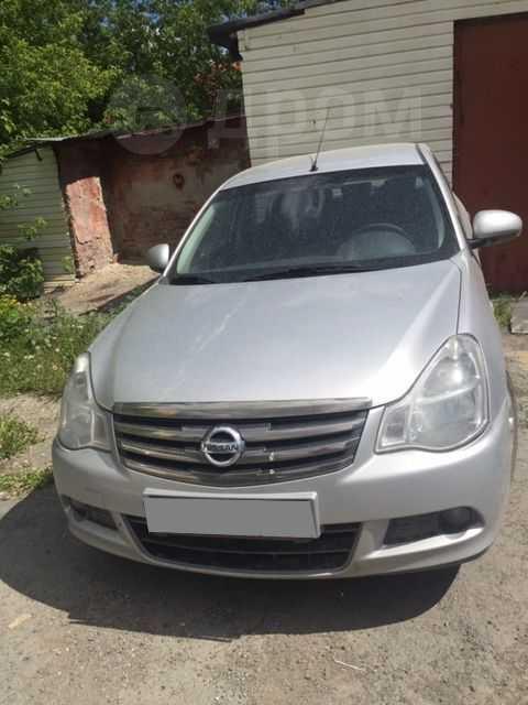Nissan Almera, 2014 год, 365 000 руб.