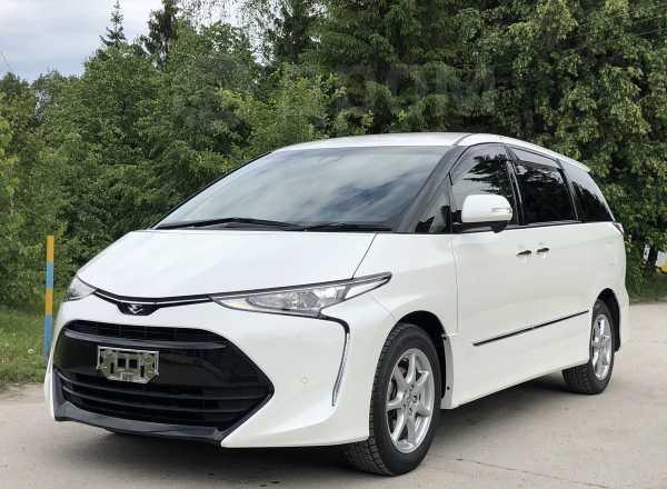 Toyota Estima, 2016 год, 1 850 000 руб.