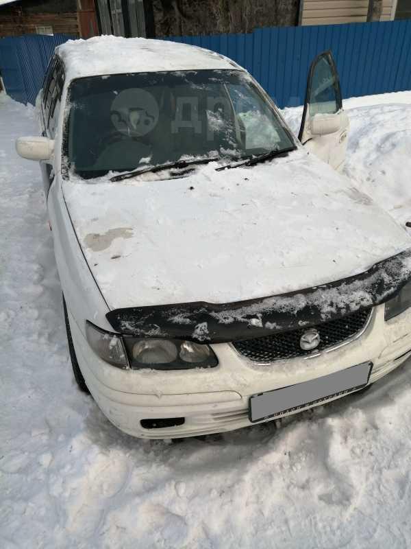Mazda Capella, 2001 год, 70 000 руб.