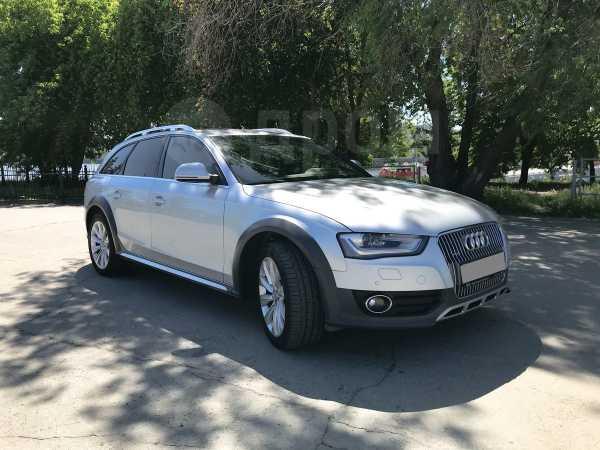 Audi A4 allroad quattro, 2013 год, 1 430 000 руб.