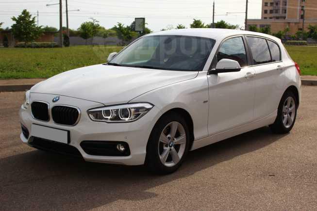 BMW 1-Series, 2016 год, 980 000 руб.