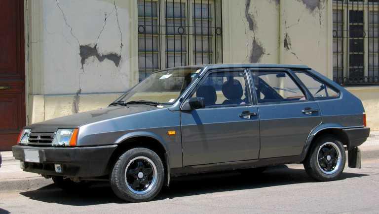 Лада 2109, 1996 год, 71 000 руб.