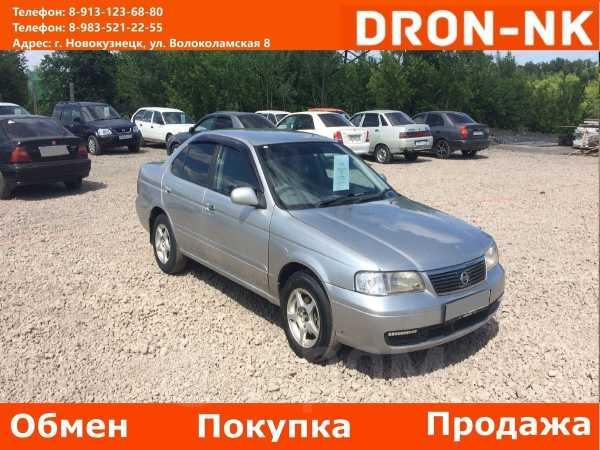 Nissan Sunny, 2002 год, 205 000 руб.