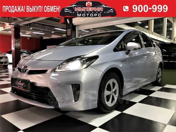 Toyota Prius, 2013 год, 799 000 руб.