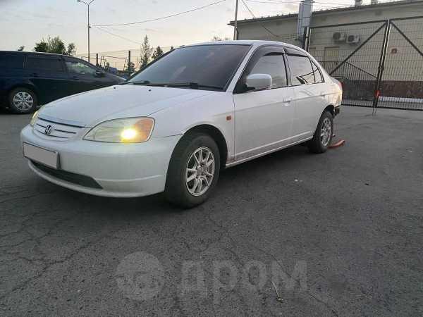 Honda Civic Ferio, 2001 год, 132 000 руб.
