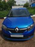 Renault Logan, 2017 год, 400 000 руб.