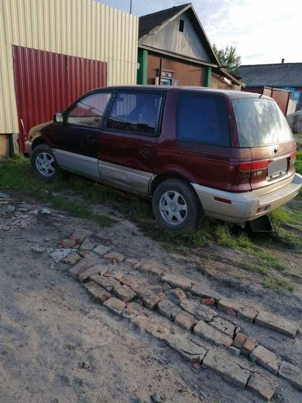 Mitsubishi Chariot, 1992 год, 40 000 руб.