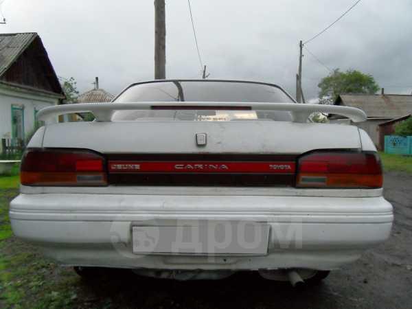 Toyota Carina, 1992 год, 55 000 руб.