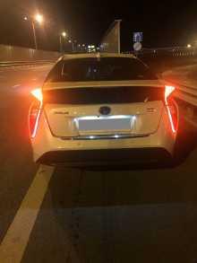 Краснодар Prius 2017