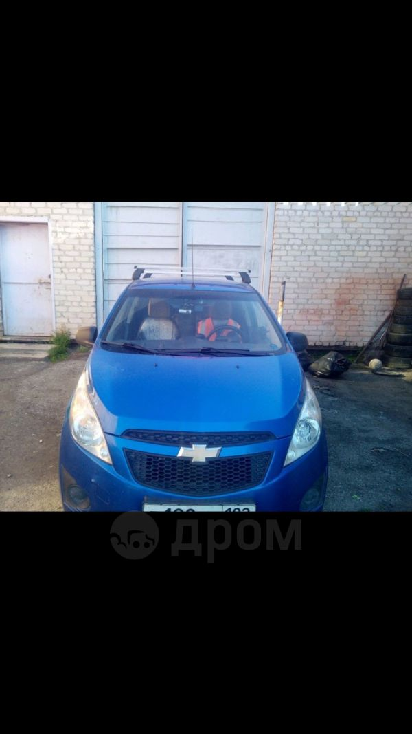Chevrolet Spark, 2011 год, 260 000 руб.