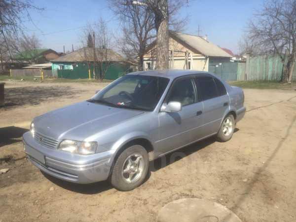 Toyota Corsa, 1998 год, 165 000 руб.