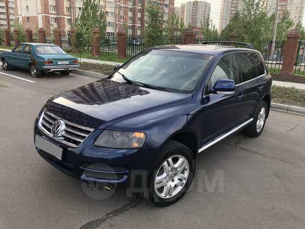 Volkswagen Touareg, 2003 год, 550 000 руб.