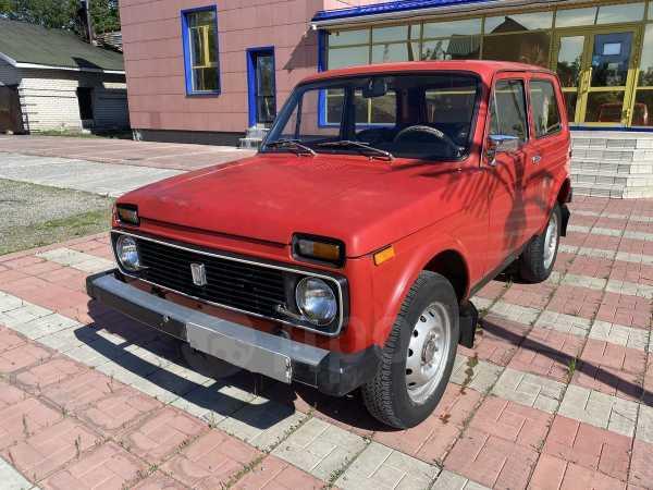 Лада 4x4 2121 Нива, 1982 год, 125 000 руб.