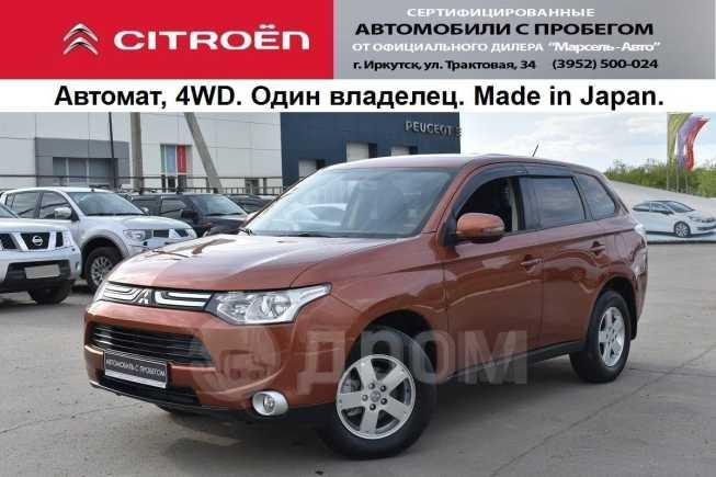 Mitsubishi Outlander, 2012 год, 878 000 руб.