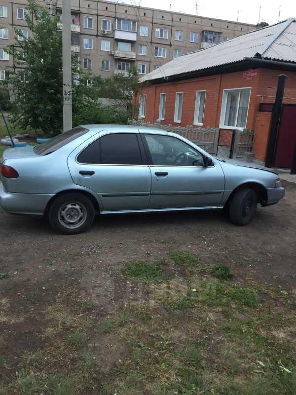 Nissan Sunny, 1993 год, 75 000 руб.