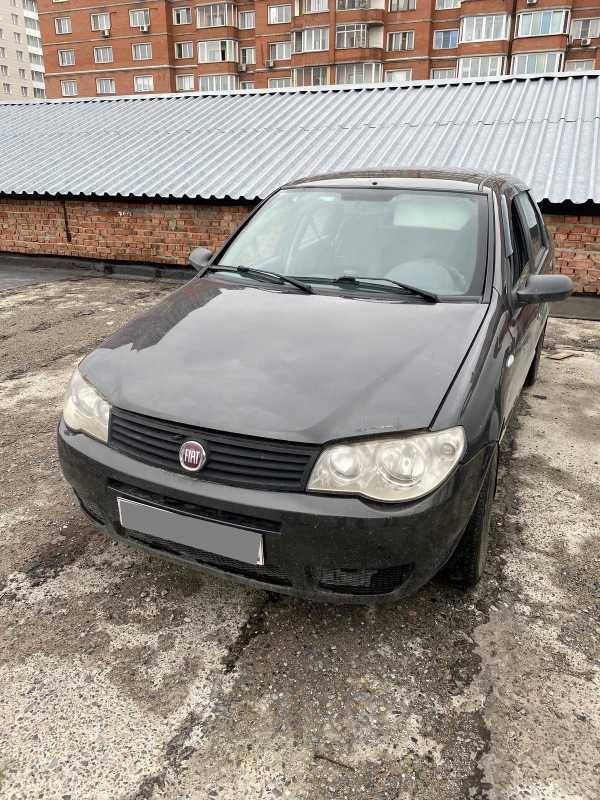 Fiat Albea, 2008 год, 80 000 руб.
