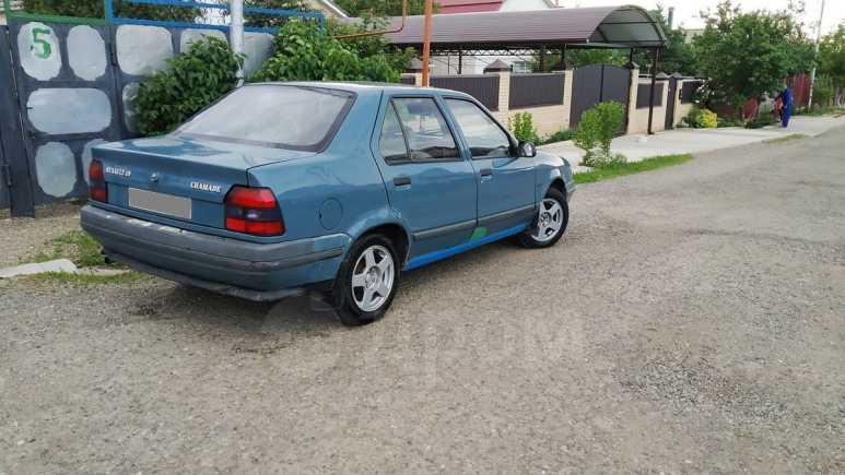 Renault 19, 1991 год, 48 000 руб.
