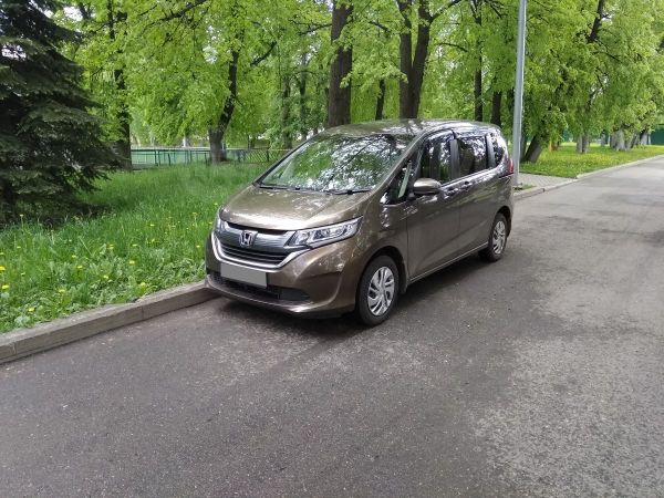 Honda Freed+, 2017 год, 1 486 000 руб.