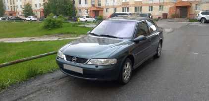 Радужный Vectra 2001