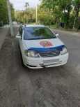 Toyota Corolla Fielder, 2001 год, 279 000 руб.