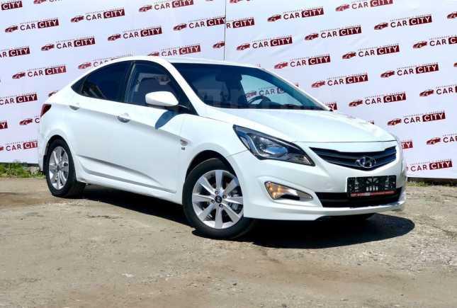 Hyundai Solaris, 2014 год, 510 000 руб.