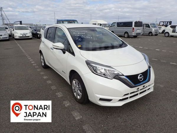 Nissan Note, 2016 год, 785 000 руб.