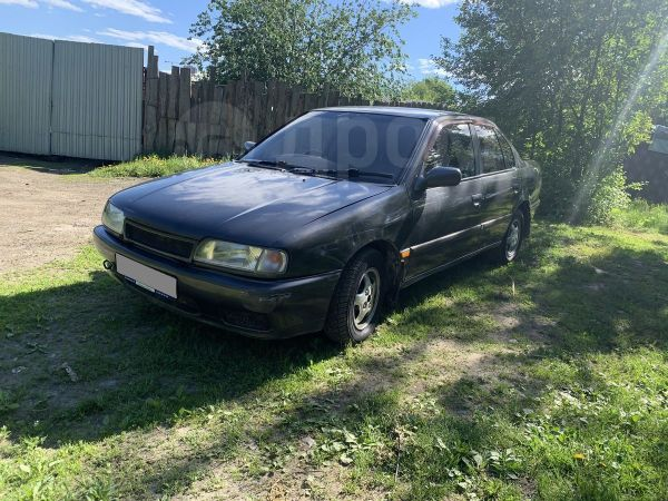 Nissan Primera, 1991 год, 58 000 руб.