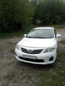 Казань Corolla FX 2011