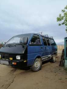Гусиноозёрск Vanette 1989