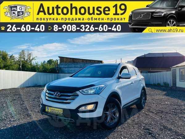 Hyundai Santa Fe, 2012 год, 949 000 руб.