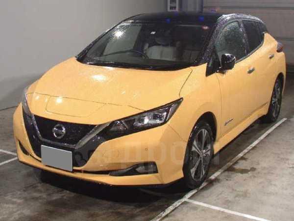 Nissan Leaf, 2019 год, 2 152 000 руб.