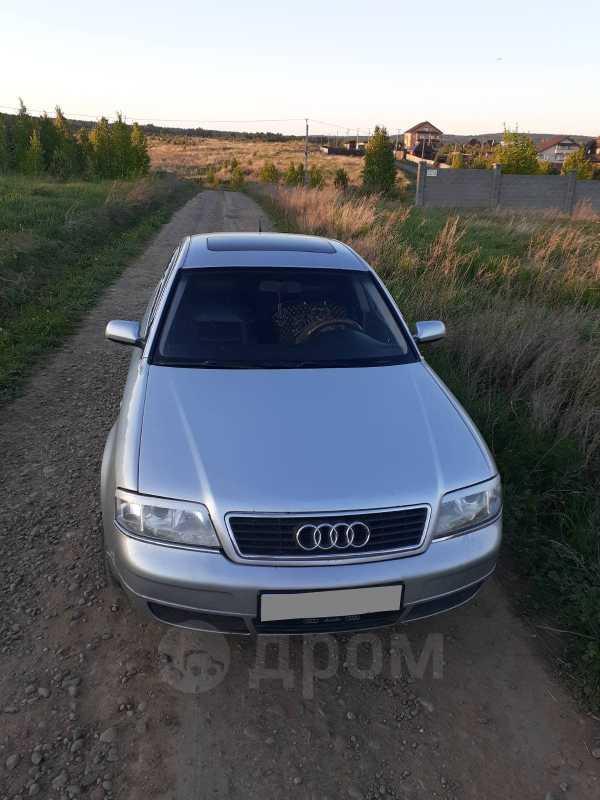 Audi A6, 2002 год, 320 000 руб.