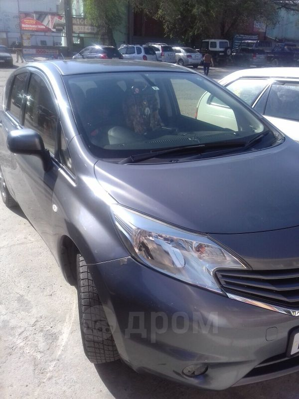 Nissan Note, 2014 год, 405 000 руб.