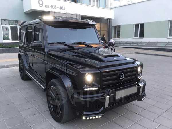 Mercedes-Benz G-Class, 2015 год, 3 800 000 руб.