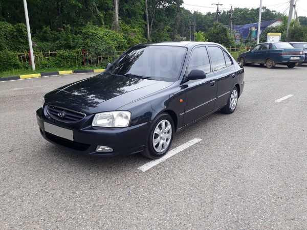 Hyundai Accent, 2011 год, 288 000 руб.